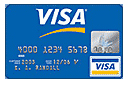 Visa EZ Card Icon